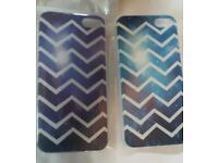 BULK 80x IPhone 5/5s cases Galaxy Blue & Purple