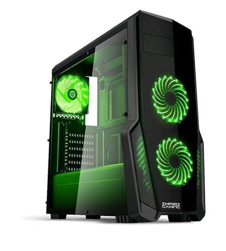 Gaming PC  / Top Hardware / LED