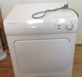 CANDY 8KG SENSOR CONDENSER DRYER