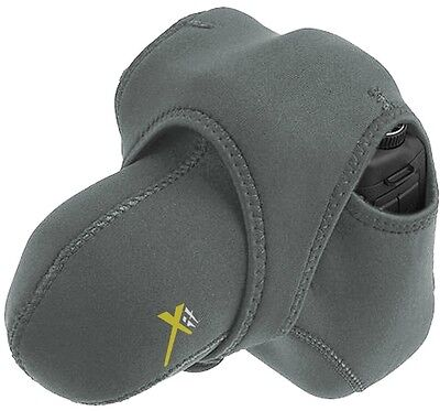 Stretchy Camera Bag Reversible Wrap Case For Nikon D3200 D7000 D800 D700 D100 for sale  Shipping to India
