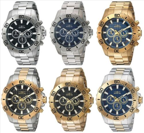 Купить Invicta - Invicta 2254 Men's Pro Diver Chronograph 50mm Watch - Choice of Color