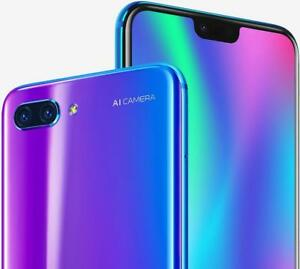 Huawei Honor 10 DUAL SIM 128Gb Phantom Blue / Phantom Green / Black / Grey - Factory Unlocked (Global Version)