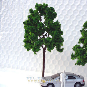 30-pcs-Model-Trees-110mm-H-x54mm-W-for-layout