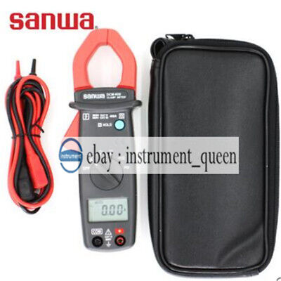 Clamp Meters/AC Low cost & DMM functions SANWA DCM400 NEW