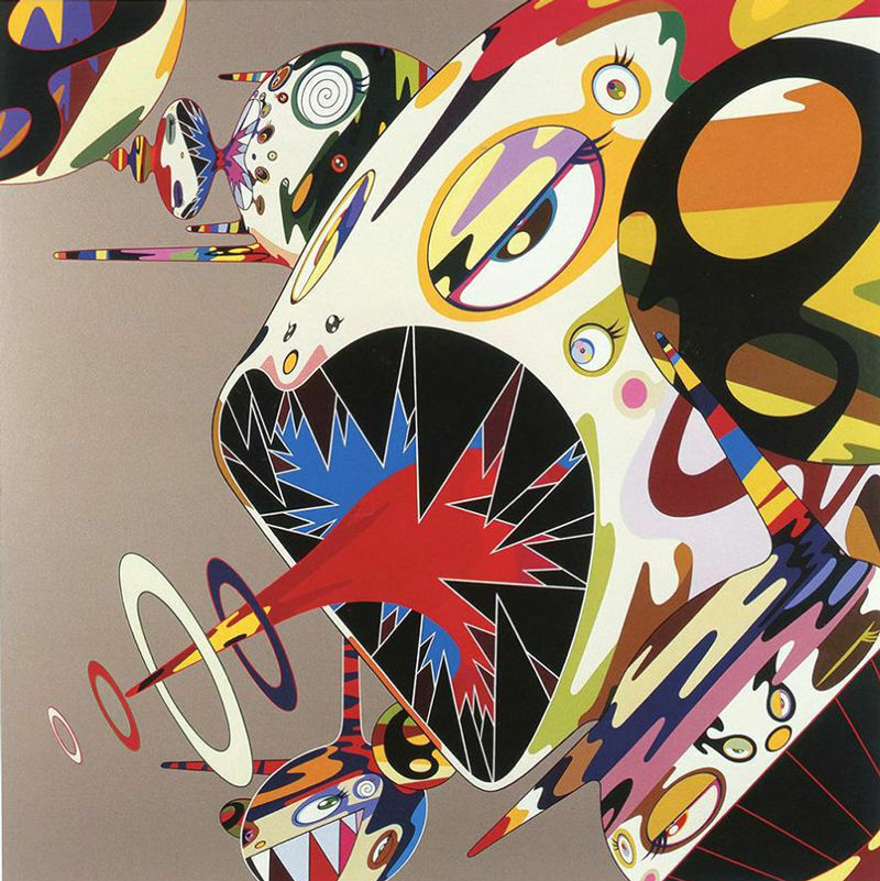 Homage Francis Bacon-Canvas Art Print-10x10-Painting Original Drawing Photo Wall