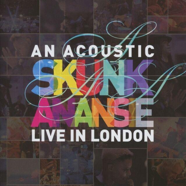 SKUNK ANANSIE - AN ACOUSTIC SKUNK ANANSIE-LIVE IN LONDON  CD NEU