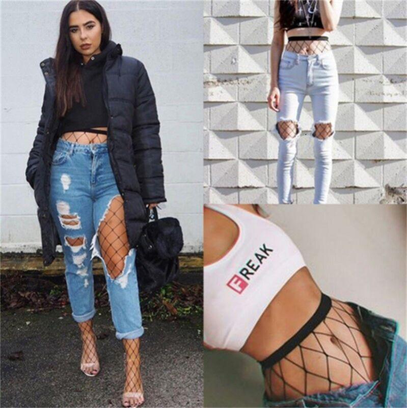 3 Pairs Hot Fashion Fishnet Socks Women Mesh Net Pantyhose Tights Stockings 2018