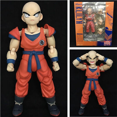 Dragon Ball Z KLILYN Krillin KURIRIN Kienzan SHF PVC Action Figure Figurine IB