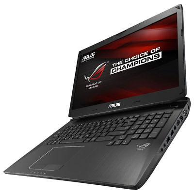 """Asus ROG G750J 17.3"""" Core i7-4700HQ SSD/1 TB HD 16gb Ram GTX 770M Gaming Laptop! for sale  Broken Arrow"""
