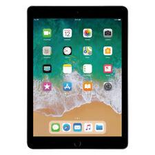 Apple 9.7 iPad 6th Gen 128GB Space Gray Wi-Fi MR7J2LL/A 2018 Model
