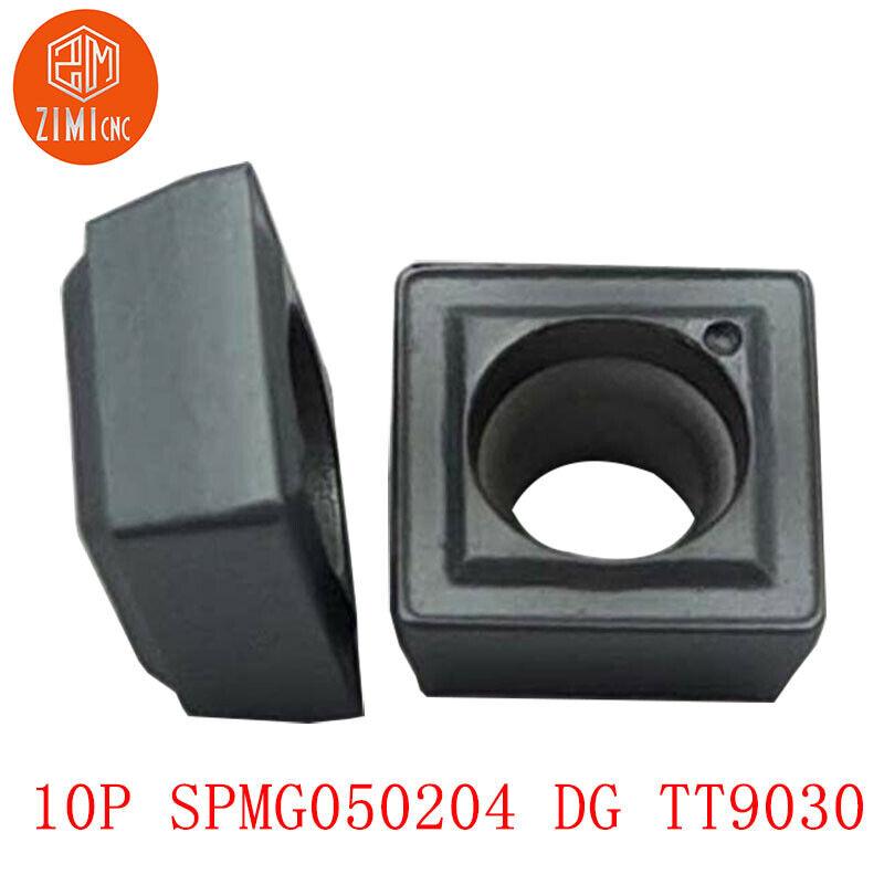 SPMG050204 DG TT9030 turning carbide inserts drilling cutter U drill inserts 10P
