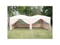 6x3 large pop up gazebo/ party tent