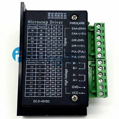 Single Axis 4a Stepper Motor Driver Controller 940v Micro-step Cnc To Tb6600