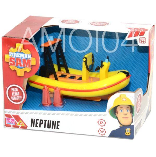 Fireman Sam Toys Neptune Boat Fireman Sam Neptune Push Along