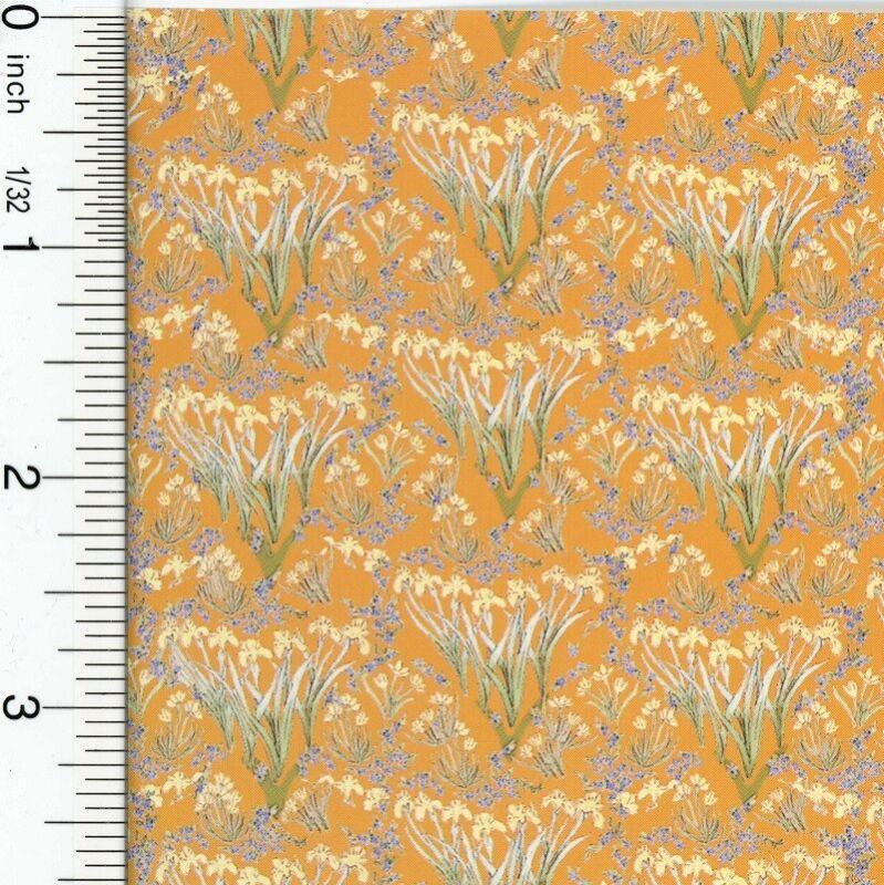 Dollhouse Wallpaper Japanese Iris