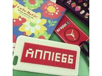 Annie iPhone case free shipping