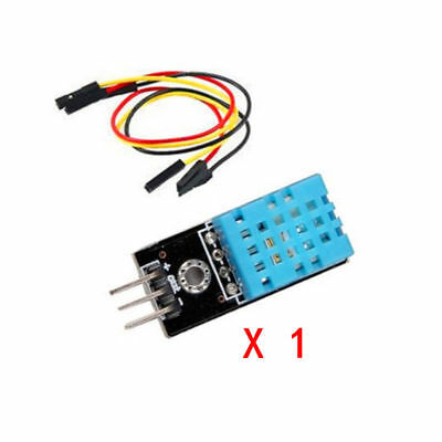 1pcs Arduino Dht11 Temperature And Relative Humidity Sensor Module Useful