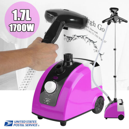 New Professional 1700W Clothes Garment Steamer Electric Hous