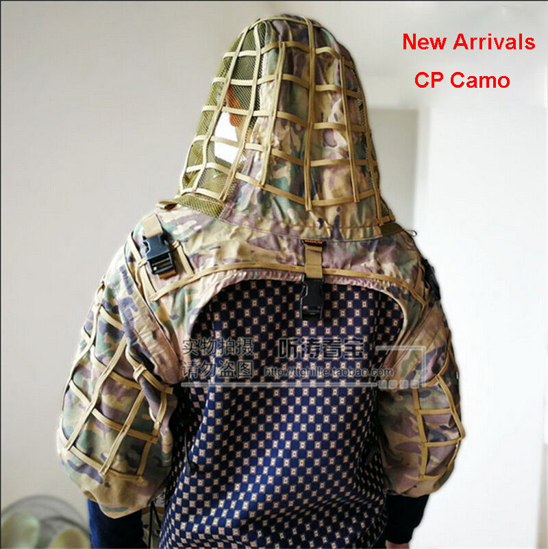Ghillie Suit Foundation Tactical Sniper Yowie Tog Hunting