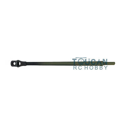 US Stock Metal Main Gun Barrel 3898 Refitted Fury Tank HL U.S Sherman M4A3 1/16