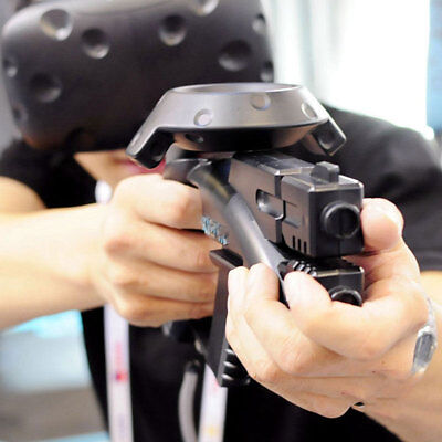 Small Pistol Gun VR HandGun Shooting Game For HTC Vive Glasses VR shop
