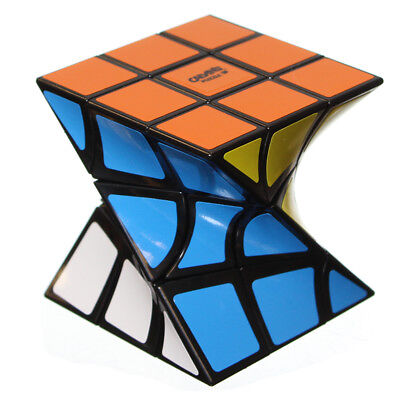 Calvin's Puzzle Twist Cube 3x3 Brainteaser