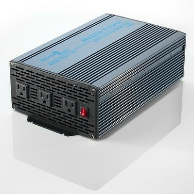 12v Ac-mobile (BRAND NEW 2000/4000 WATT 12V DC TO 115V AC MOBILE POWER INVERTER!)