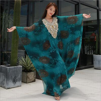 Nightgown Dance Costume (Oriental dance Women Belly Dance Costume Stage Performance Khalegy Gown)