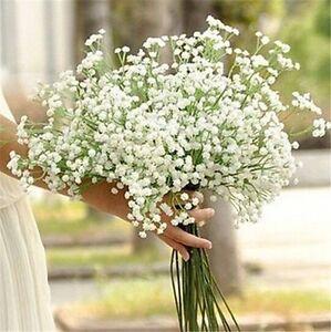 5Pcs-New-Artificial-Fake-Silk-Gypsophila-Baby-039-s-Breath-Flower-Home-Wedding-Decor