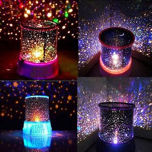 Romatic-Cosmos-Sky-Star-Master-Led-Del-Proyector-De-Estrellas-Luz-De-Noche-lamparas-regalos-de-bebe