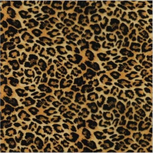 HYDROGRAPHIC WATER TRANSFER HYDRODIPPING FILM HYDRO DIP TAN CHEETAH PRINT