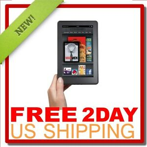BRAND-NEW-SEALED-Amazon-Kindle-Fire-8GB-Wi-Fi-7in-Black
