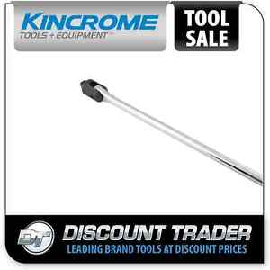 "Kincrome Flex Handle Breaker Bar 3/4"" Drive 1010mm (40"") - KC107C"