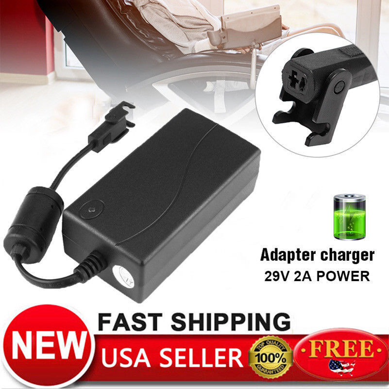Okin Lift Chair Power transformer Adapter or Sofa Power Recliner Charger 29V 2A