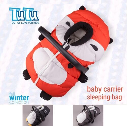 FOOTMUFF HOOD Warm Cover Sleeping Bag for Baby Infant Car Seat Carrier