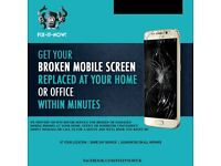 Mobile Phone Repair Service iPhone Parts Screen etc Top Quality Replacement Skills Technicians