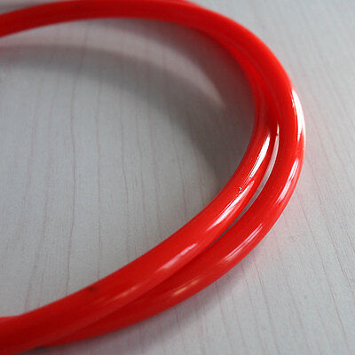 """Motorcycle Fuel Line Red 7mm 30""""  Gas Hose Tube For Honda XR50 CRF50 Useful GS"""