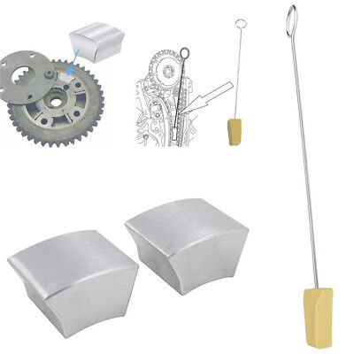 - For Ford 5.4L 4.6L Cam Phaser Lock Out Repair Kit Timing Chain Wedge Tool Set