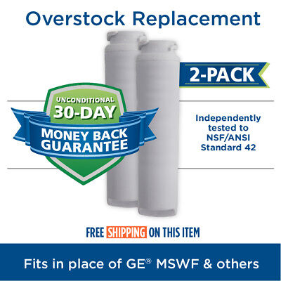 GE SmartWater MSWF WF282 WSG-3 Comparable Water Filter Tier1
