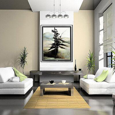 ROBERT KIPNISS Original PAINTING Oil On Canvas Signed Landscape Art LARGE 48x40