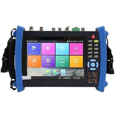 Ipc-8600movtadhs 7screen Full Configuration Cctv Camera Tester Dmm Tdr Vfl Opm