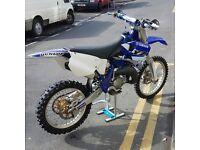 2001 yz 125