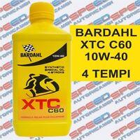 Bardahl Xtc C60 10w-40 Olio Motore Moto 4t Formula Polar Plus Fullrene - polar - ebay.it
