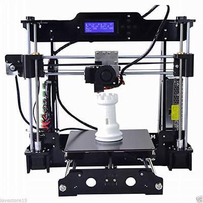 Prusa I3 3D Printer DIY KIT and Model 220*220*240mm LCD Screen OY