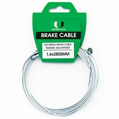 3.05m Extra Long Universal tandem//recumbent//disc inner Brake Cable F//R