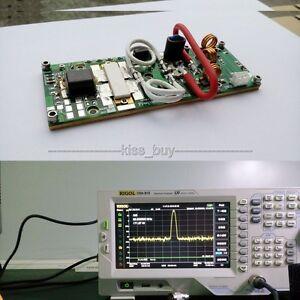 170W FM VHF 80Mhz-180Mhz RF Power Amplifier Board AMP DIY KITS For Ham Radio
