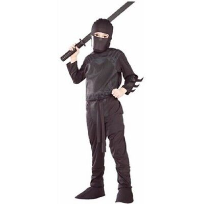 Kids Batman Begins Ninja Costume