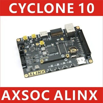 Altera Fpga Development Board Cyclone10 Fpga Minimum System