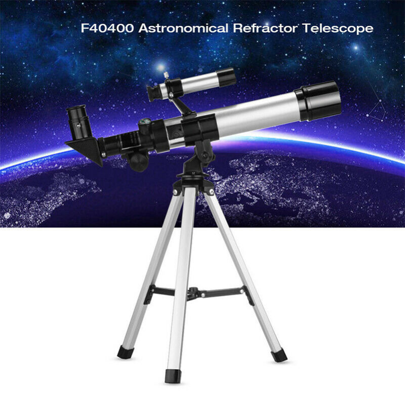90x  Astronomical Telescope Monocular Space Optical Glass Aluminum + Tripod Chw