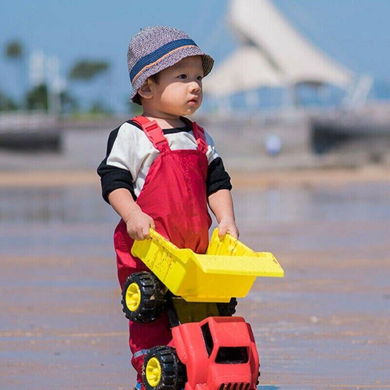 Kids Baby Waterproof Pants wader Ourdoor Infant Rain-proof T